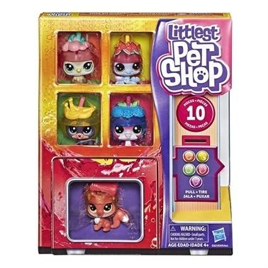 Littlest Pet Shop Littlest Pet Shop Miniş Otomatı Slushie Squad Renkli